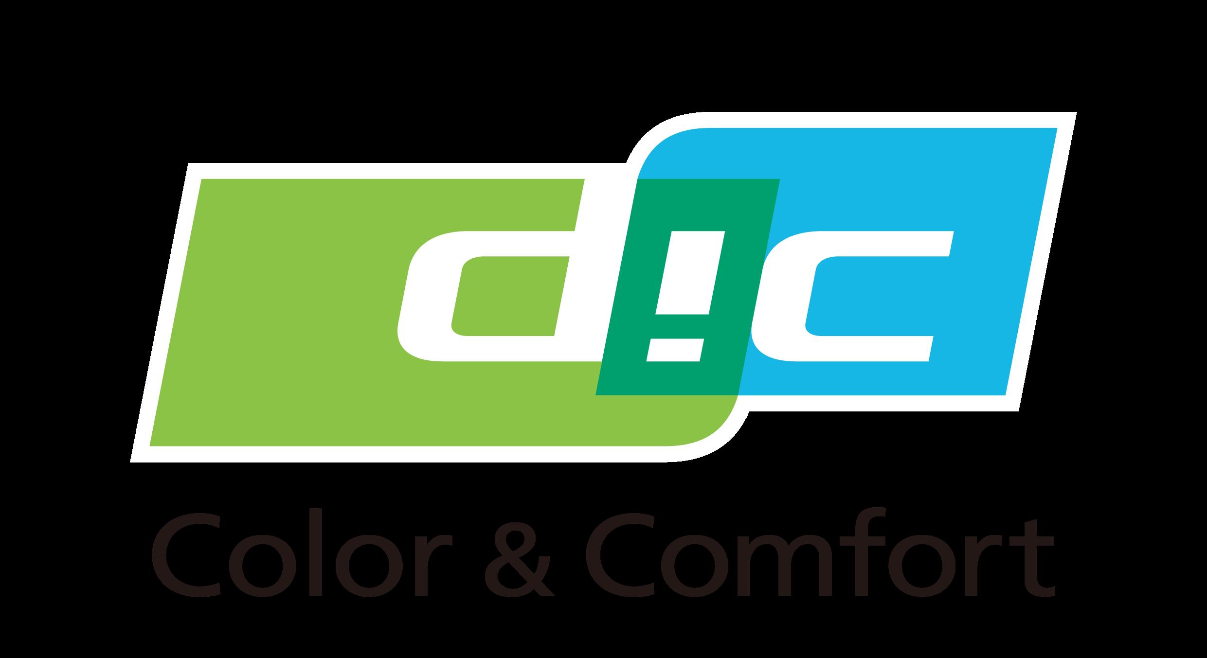 DIC株式会社ロゴ