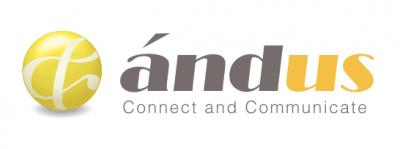 アンダス株式会社ロゴ
