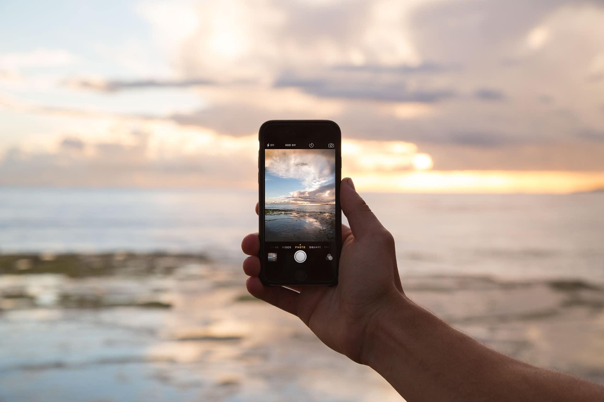 スマートフォン向け動画の種類