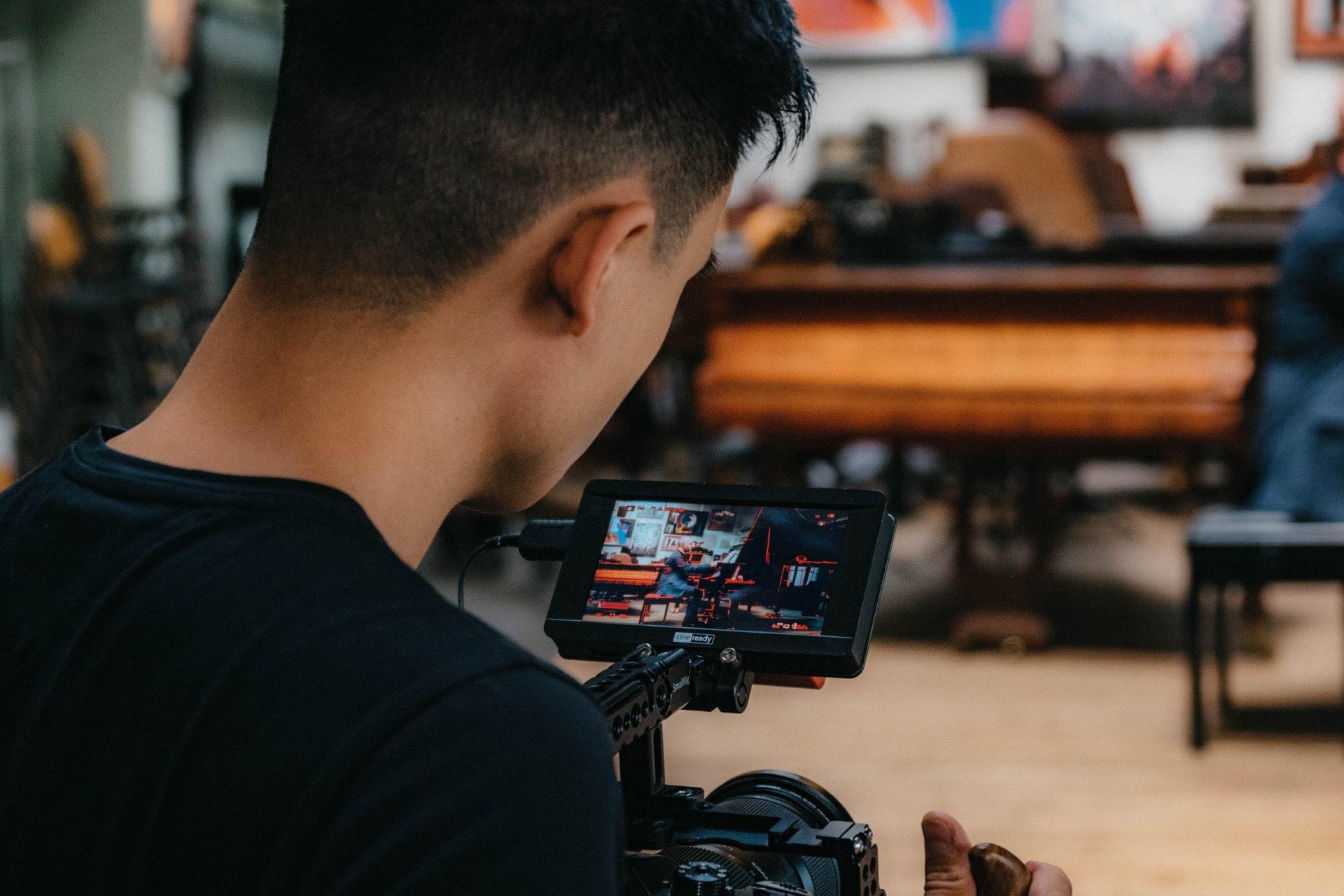 動画コンテンツの作成