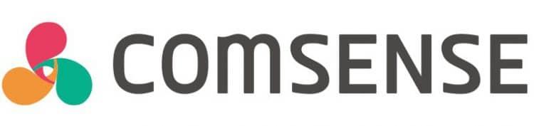 株式会社コムセンスロゴ