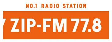 株式会社ZIP-FMロゴ